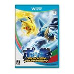 ポッ拳 POKK?N TOURNAMENT (【初回限定特典】amiiboカード ダークミュウツー 同梱) - Wii U 中古 良品