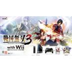 戦国無双3 with Wii (クロ) (特製クラシックコントローラPRO同梱) 【メーカー生産終了】 中古 良品