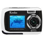Kenko デュアルモニターデジタルカメラ DSC880DW IPX8相当防水 DSC880DW 中古 良品