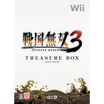 戦国無双3 トレジャーBOX - Wii 中古 良品