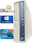 【Microsoft Office2010搭載】【Win 10搭載】NEC MB-B/新世代Core i5 3.2GHz/メモリ4GB/HDD250GB/DVDスーパーマルチ/中古デスクトップ..