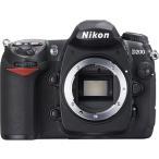 Nikon デジタル一眼レフカメラ D200 ボディ本体 中古 良品