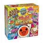 太鼓の達人Wii 超ごうか版 (専用太鼓コントローラ「太鼓とバチ」同梱版) 中古 良品