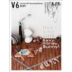 V6 live tour 2011 Sexy.Honey.Bunny!(Sexy盤)(初回生産限定)[DVD] 中古 良品
