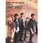 SHINee - The 1st Concert SHINee World (2DVD+写真集) (韓国版) 中古 良品
