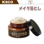 (SKINFOOD スキンフード) Black Sugar Perfect Cleansing Cream ブラック シュガー パーフェクト クレンジング クリーム ?メイク落とし クリーム