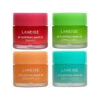 LANEIGE ラネージュ リップスリーピングマスク Lip Sleeping Mask 各20g 4種類 ベリー グレープフルーツ アップルライム チョコミント 韓国コスメ 正規品
