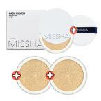 Yahoo!KSCONEW 新商品 MISSHA ミシャ MAGIC CUSHION マジック クッション選択4タイプ ミシャ クッション ミシャ ファンデーション ミシャ パウダー モイストアップ