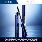 Yahoo!KSCONEW 新商品 MISSHA ミシャウルトラパワープルーフマスカラ コルオプボリューム コルオプロンレスィ
