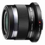 オリンパス 交換用レンズ マイクロフォーサーズ 45mm F1.8 ブラック ブラック