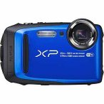 【アウトレット】フジフイルム 防水デジタルカメラ FX-XP90BL ブルー