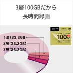 ソニー 3層ブルーレイディスク 10BNE3VCPS2