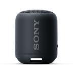 ソニー ワイヤレスポータブルスピーカー SRS-XB12 B ブラック