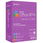 KINGSOFT オフィスソフト KINGSOFT Office 2016 Standard フォント同梱パッケージCD-ROM版
