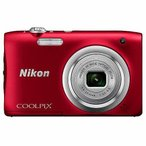 ニコン デジタルカメラ COOLPIX(クールピクス) COOLPIX-A100(RD) レッド