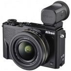 ニコン 高画質タイプデジタルカメラ 4K DL18-50EVF ブラック