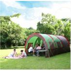 大人気 トンネル かまぼこ テント 大型 6-10人 大家族 太陽シェルター 展示会