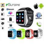 Smart watch スマートウォッチ iphone iOS Android 腕時計 歩数計 睡眠モニター Bluetooth カロリー消費 平均スピード スマートフォン