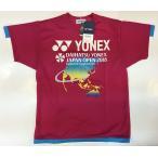 YONEXTシャツ ヨネックスジャパンオープン2018 限定品 YOB18330 送料200円