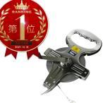 メジャー 100M/巻尺/巻き尺/スケール/ スチール製/丈夫/長持ち/工具/ _75112(6435)