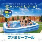 プール 大きなプール 150cm×200cm ビニールプール 屋外 水遊び 水浴び 夏 レジャー   対応 _85407