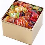 お返し 亀田 厳選おもちだま ゴールド缶(食品・和菓子・煎餅・せんべい) 贈り物に最適