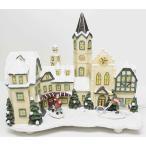 ヴィレッジハウス クリスマスタウン・ホワイトクリスマス