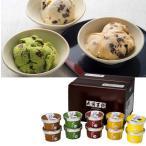 お歳暮 冬ギフト 送料無料 アイスクリームぬれ甘なつとアイス詰合せデザート