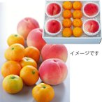 お中元 もも フルーツ山梨の桃とハウスみかん詰合せ果物 旬 詰め合わせ 送料無料 2020