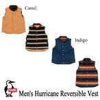 ショッピングチャムス Men's Hurricane Reversible Vest (メンズハリケーンリバーシブルベスト) /CHUMS (チャムス)