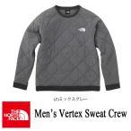 Men's Vertex Sweat Crew (メンズ バーテックススウェットクルー) / THE NORTH FACE(ザ・ノースフェイス)