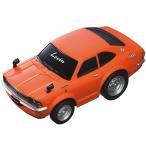 トヨタ博物館オリジナルプルバックカー / レビンTE27(橙)【sp-111021-MR00011lot】