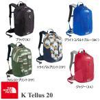 K TELLUS 20 テルス 20(キッズ) NMJ71652 / THE NORTH FACE(ザ・ノースフェイス)