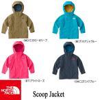 Scoop Jacket (スクープジャケット キッズ)110-150 NPJ61745 / THE NORTH FACE (ザ・ノースフェイス)