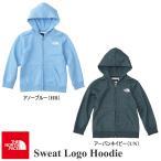 Sweat Logo Hoodie (スウェットロゴフーディキッズ)110-150 NTJ11706 / THE NORTH FACE(ザ・ノースフェイス)