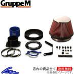 カプチーノ EA11R エアクリーナー GruppeM POWER CLEANER PC-0096 グループM グループエム【5のつく日は店内全品P3倍】