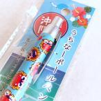 ボールペン 沖縄 お土産 沖縄限定 ボールペン うちなー シーサー