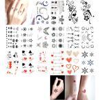 タトゥーシール 人気定番デザイン ワンポイント HC3