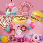 パーティーデコレーション バルーンアート ドーナツロリポップ/ピザ/アイスクリーム 誕生日パーティーバルーン 装飾