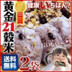 雑穀米 もち麦入り 21雑穀米 純国産100% 旨い雑穀米 黄金21穀米250g×2袋 グルメ