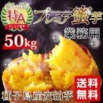 予約開始 安納芋(あんのういも・ 安納いも)種子島産 産地直送 送料無料 種子島産プレミア蜜芋50kg グルメ