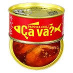 国産サバのパプリカチリソース味 170g缶詰