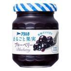 アヲハタ まるごと果実 ブルーベリージャム 125g 24個(12個×2箱)