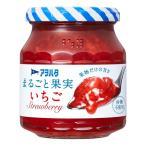 アヲハタ まるごと果実 いちごジャム 255g 12個(6個×2箱)