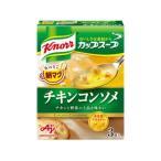 味の素 クノール カップスープ チキンコンソメ 3袋入り 28.5g 60個 (10×6箱)