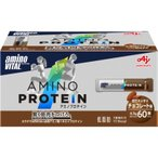 味の素 アミノバイタル アミノプロテイン チョコレート味 60本入り 258g 12個
