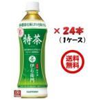 ショッピング特茶 サントリー 伊右衛門 特茶 500ml 1箱(24本)(送料無料・同梱不可)