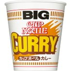 日清 カップヌードル カレー BIG 120g 1箱(12個入り)