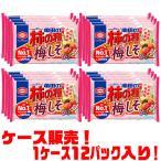 亀田製菓 亀田の柿の種 梅しそ6袋詰 ×12入り
