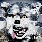 ((CD)) MAN WITH A MISSION The World's On Fire SRCL-8980